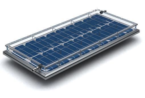 Pannelli Fotovoltaici Raffreddati Ad Acqua.Fotovoltaico Ibrido Per Produrre Acqua Calda Ed Energia