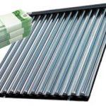 Gli Incentivi dei Pannelli Solari Termici per il 2020 con il Conto Termico