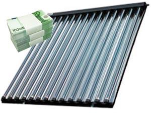 solare termico prezzi