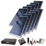 I Kit fotovoltaici per la produzione di Energia Elettrica