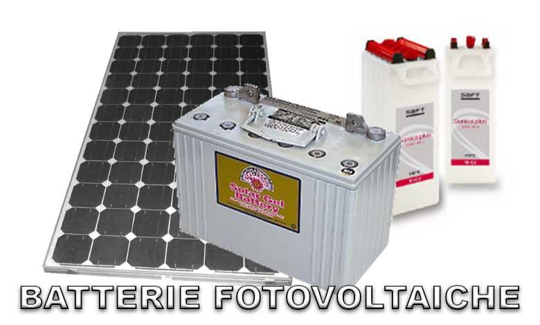 batterie-fotovoltaiche